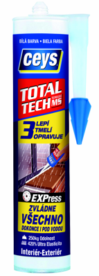 CEYS Total Tech bílý 290 ml
