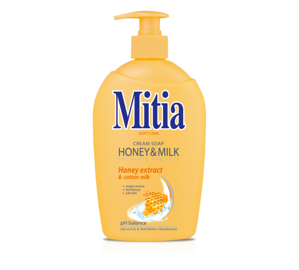 MITIA Honey&milk dávkovač 500 ml